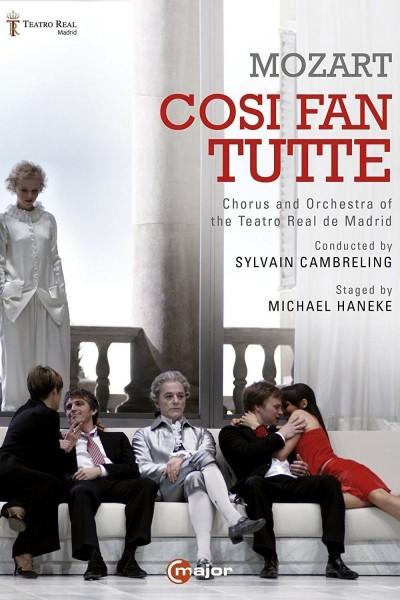 Caratula, cartel, poster o portada de Così fan tutte