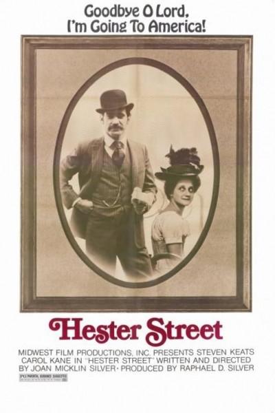 Caratula, cartel, poster o portada de Hester Street