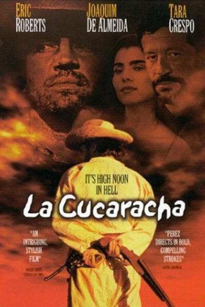 Caratula, cartel, poster o portada de La cucaracha