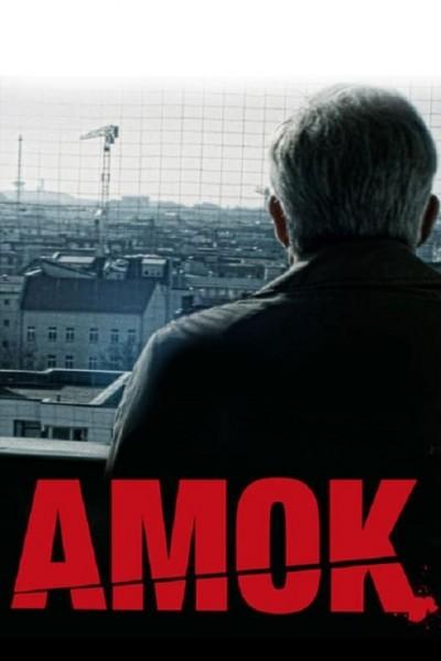 Caratula, cartel, poster o portada de Amok