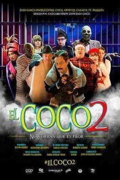 Caratula, cartel, poster o portada de El coco 2
