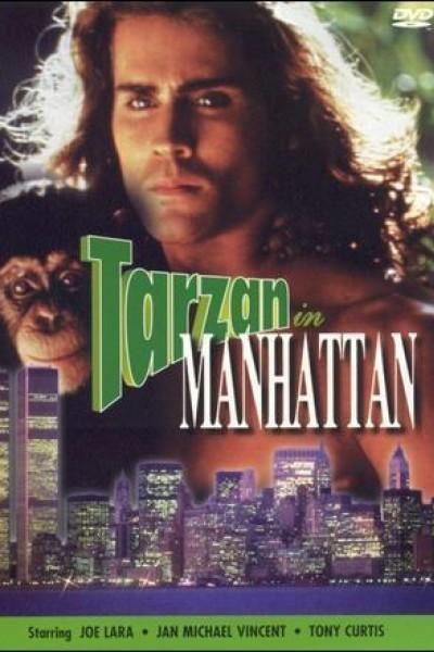 Caratula, cartel, poster o portada de Tarzan en Manhattan