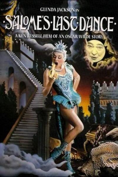 Caratula, cartel, poster o portada de Salomé