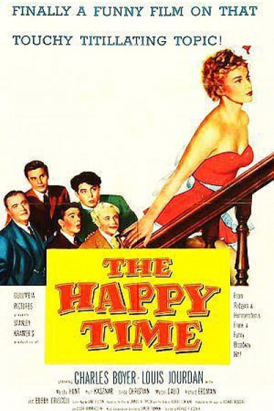 Caratula, cartel, poster o portada de The Happy Time