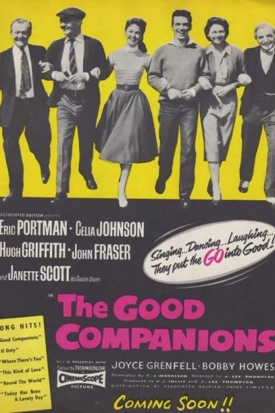 Caratula, cartel, poster o portada de The Good Companions