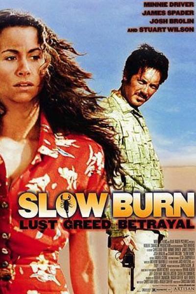 Caratula, cartel, poster o portada de A fuego lento