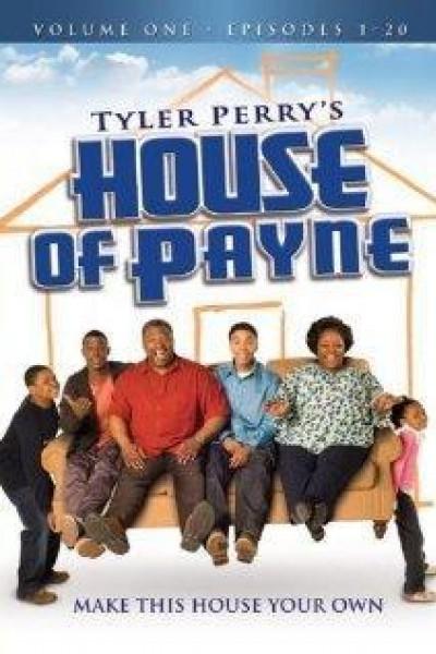 Caratula, cartel, poster o portada de House of Payne