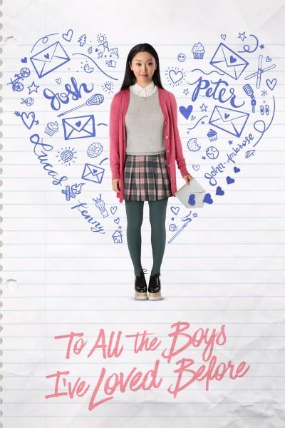 Caratula, cartel, poster o portada de A todos los chicos de los que me enamoré