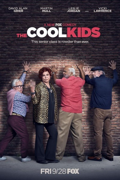 Caratula, cartel, poster o portada de The Cool Kids
