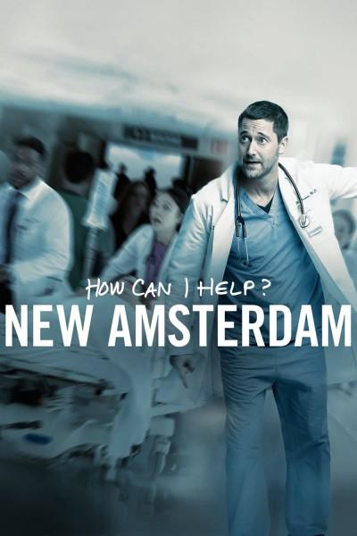 Caratula, cartel, poster o portada de New Amsterdam
