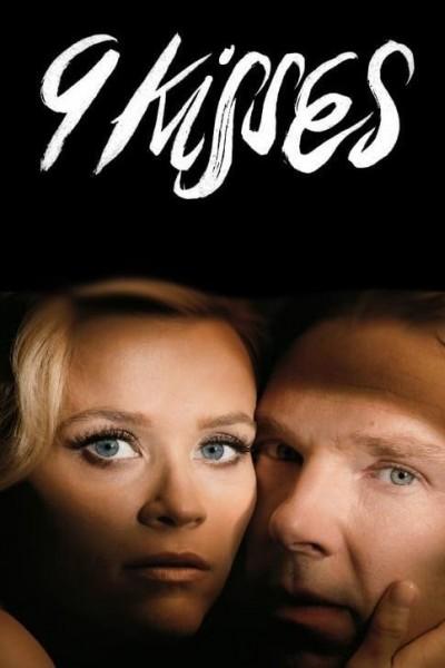 Caratula, cartel, poster o portada de 9 besos