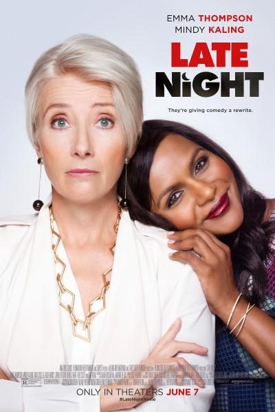 Caratula, cartel, poster o portada de Late Night
