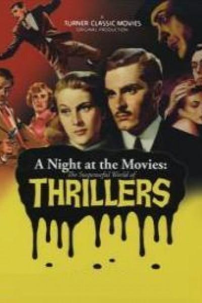 Caratula, cartel, poster o portada de Una noche de película: el enigmático mundo de los thrillers