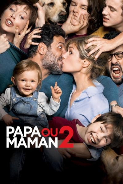 Caratula, cartel, poster o portada de Papá o mamá 2