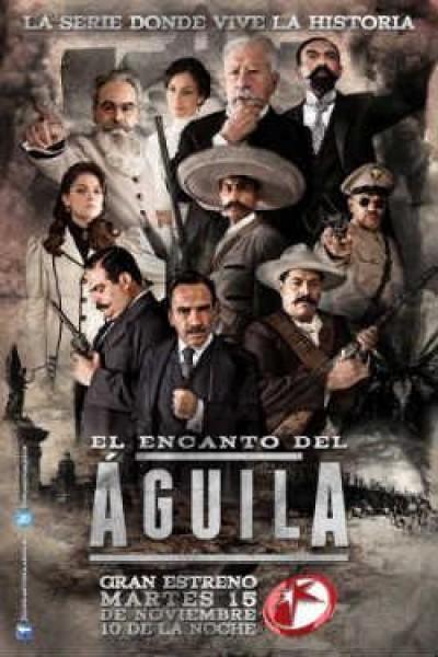 Caratula, cartel, poster o portada de El encanto del águila