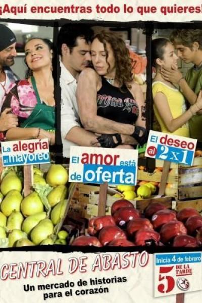 Caratula, cartel, poster o portada de Central de abasto