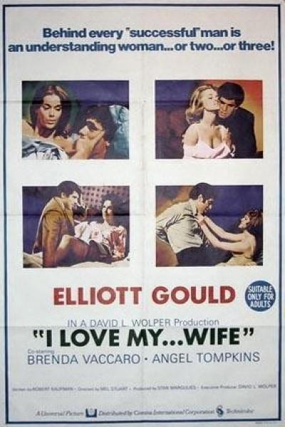 Caratula, cartel, poster o portada de I Love My Wife