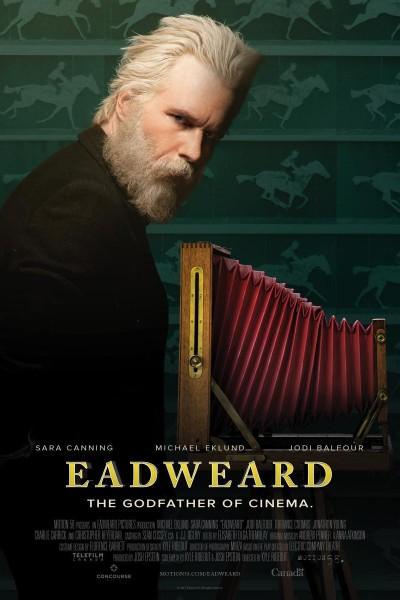 Caratula, cartel, poster o portada de Eadweard