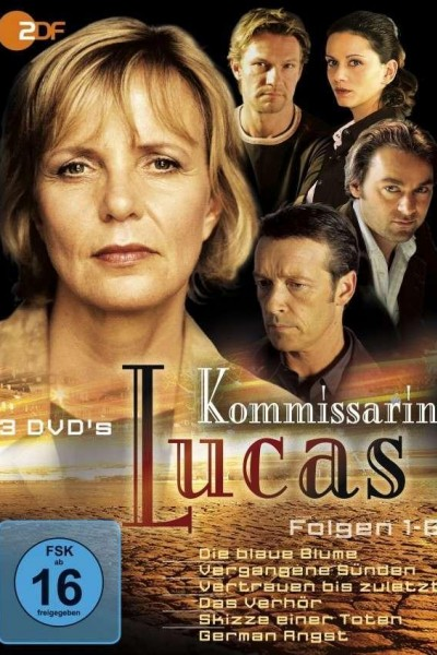 Caratula, cartel, poster o portada de Kommissarin Lucas