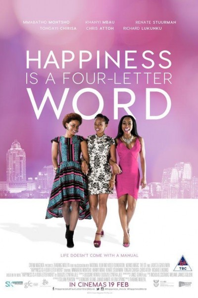 Caratula, cartel, poster o portada de Happiness Is a Four-letter Word