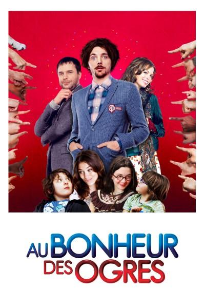 Caratula, cartel, poster o portada de Au bonheur des ogres