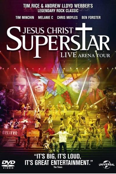 Caratula, cartel, poster o portada de Jesucristo Superstar: Live Arena Tour