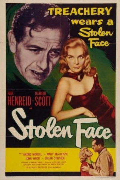 Caratula, cartel, poster o portada de Cara robada (Stolen Face)