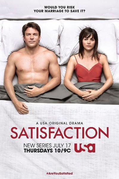 Caratula, cartel, poster o portada de Satisfaction