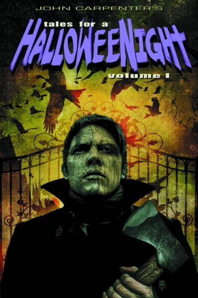 Caratula, cartel, poster o portada de Tales for a Halloween Night