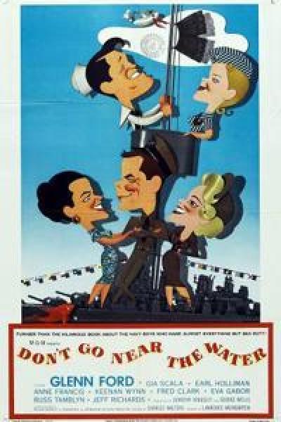 Caratula, cartel, poster o portada de Vaya marineros