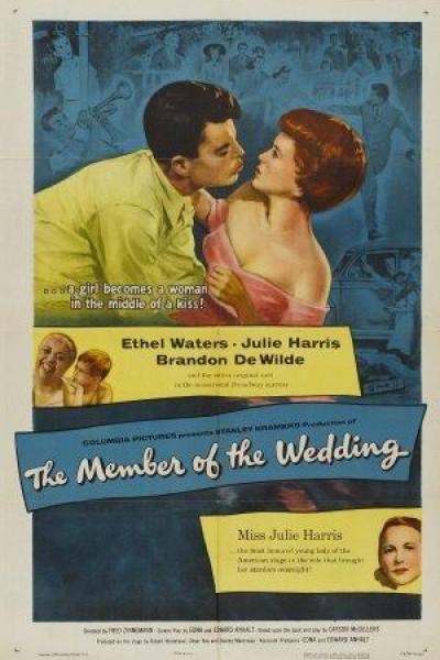 Caratula, cartel, poster o portada de The Member of the Wedding