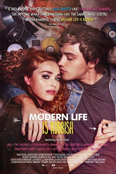 Caratula, cartel, poster o portada de Modern Life Is Rubbish
