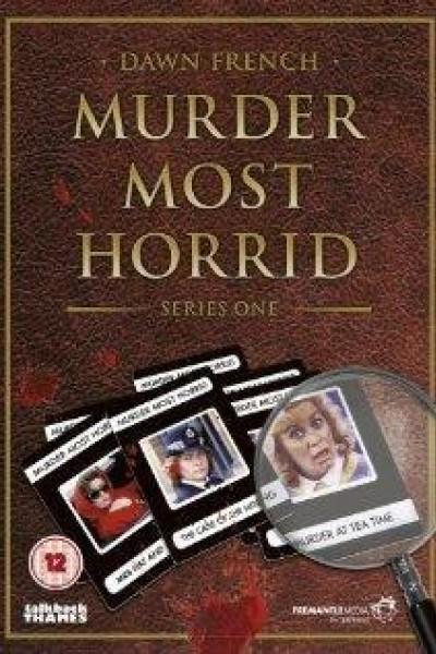Caratula, cartel, poster o portada de Murder Most Horrid