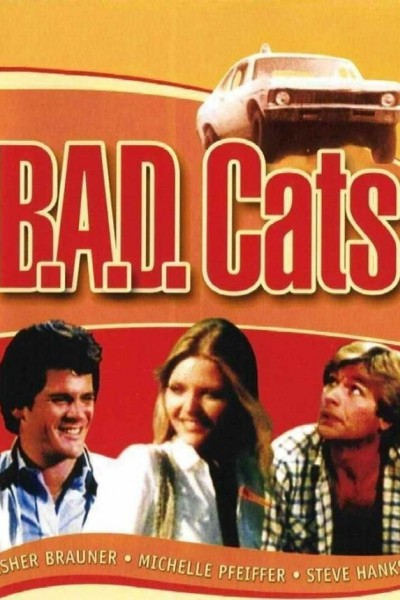 Caratula, cartel, poster o portada de B.A.D. Cats (Gatos sobre ruedas)
