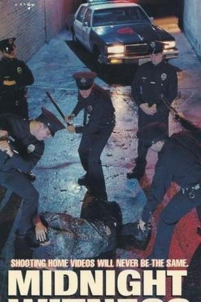 Caratula, cartel, poster o portada de Testigo en la sombra