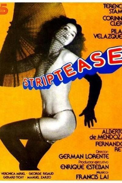 Caratula, cartel, poster o portada de Striptease