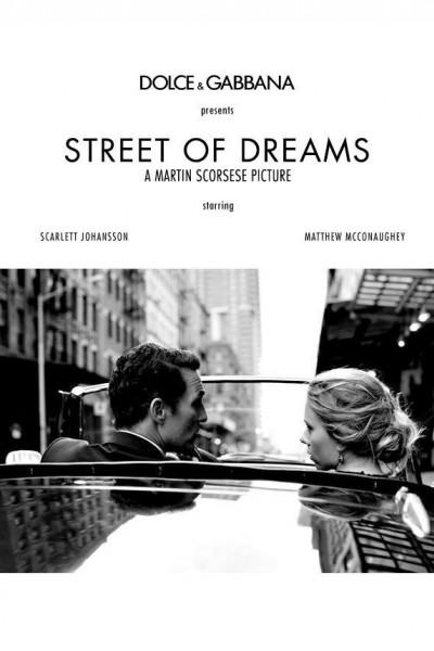 Caratula, cartel, poster o portada de Street of Dreams