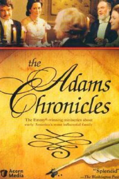 Caratula, cartel, poster o portada de The Adams Chronicles