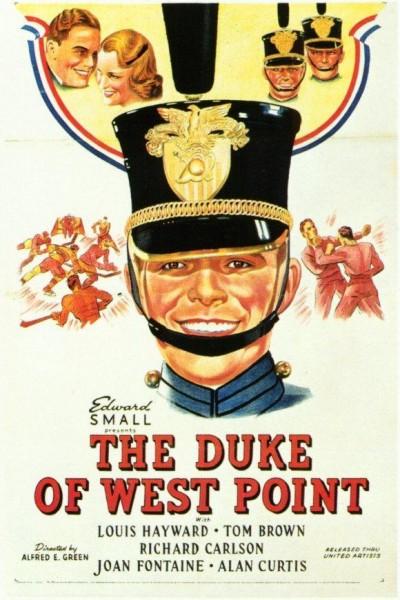 Caratula, cartel, poster o portada de El duque de West Point