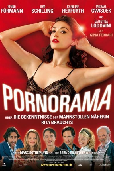 Caratula, cartel, poster o portada de Pornorama