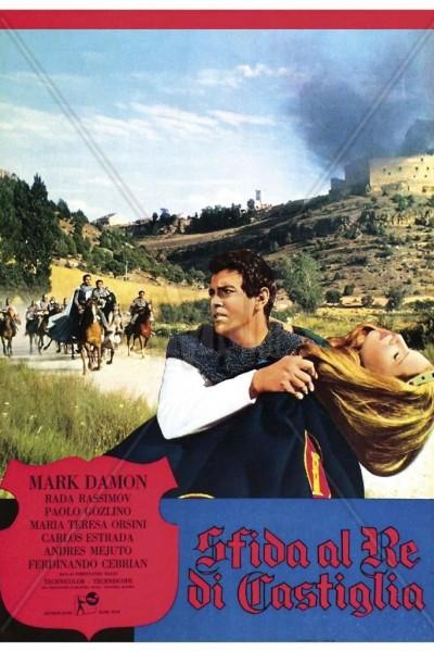 Caratula, cartel, poster o portada de Pedro el Cruel
