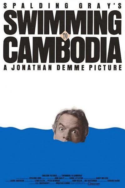 Caratula, cartel, poster o portada de Nadando a Camboya