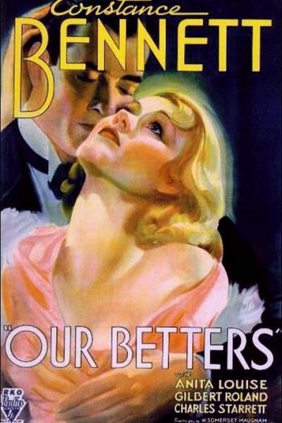 Caratula, cartel, poster o portada de Nuestros superiores