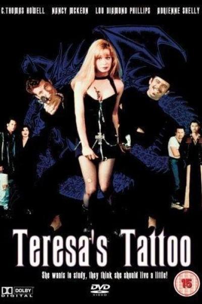 Caratula, cartel, poster o portada de Teresa\'s Tattoo