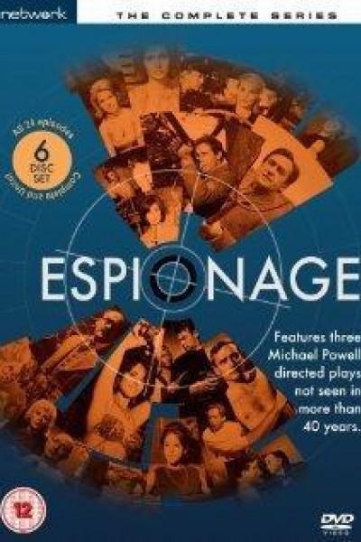 Caratula, cartel, poster o portada de Espionaje