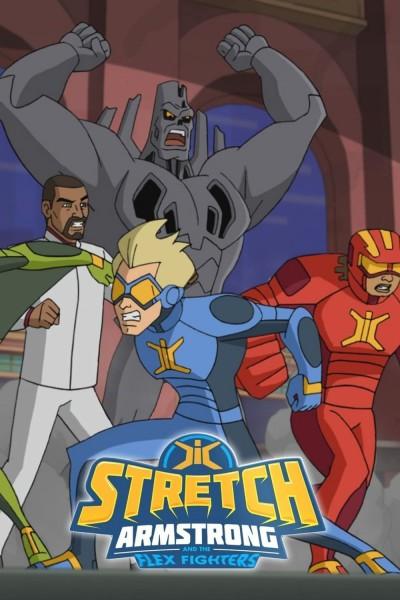 Caratula, cartel, poster o portada de Stretch Armstrong