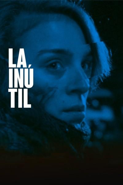 Caratula, cartel, poster o portada de La inútil