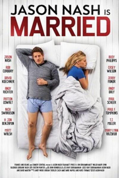 Caratula, cartel, poster o portada de Jason Nash Is Married