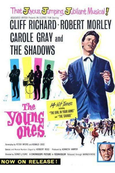 Caratula, cartel, poster o portada de Los años jóvenes