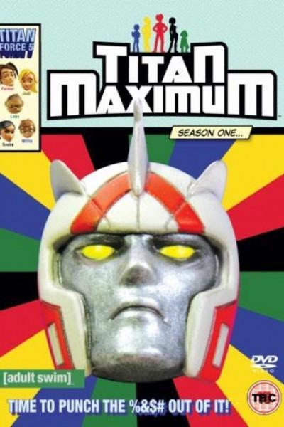 Caratula, cartel, poster o portada de Titan Maximum